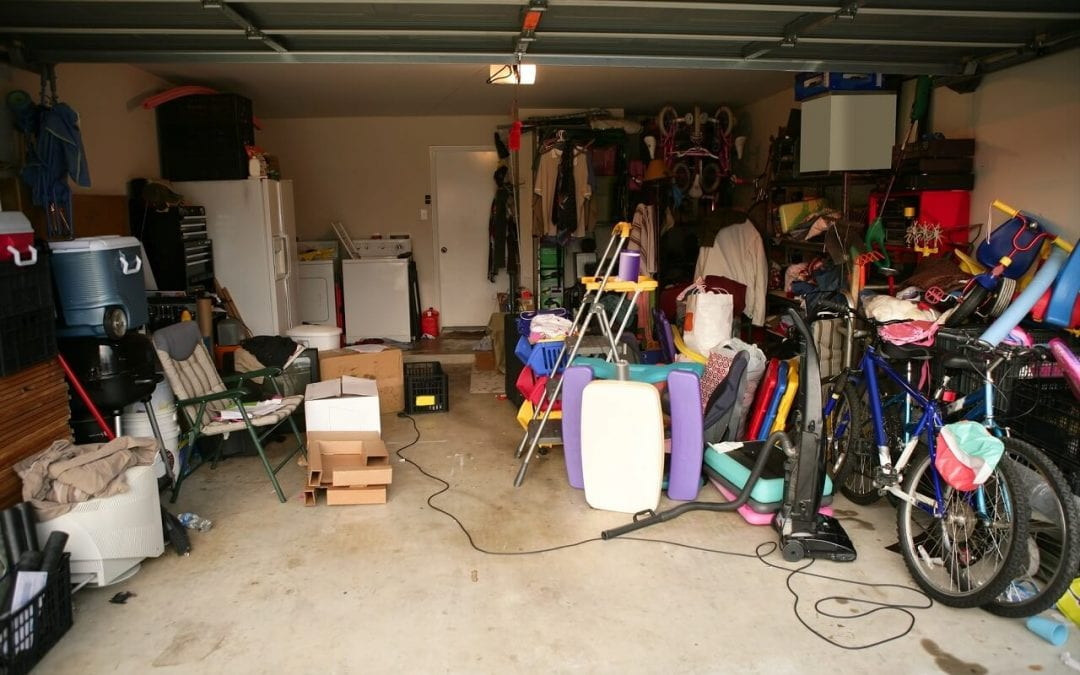 organize your garage to make better use of the space
