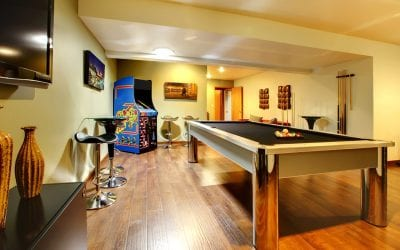 7 Ways to Update Your Basement